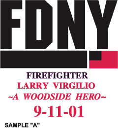 FDNY LARRY VIRGILIO