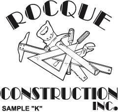 ROCQUE CONSTRUCTION